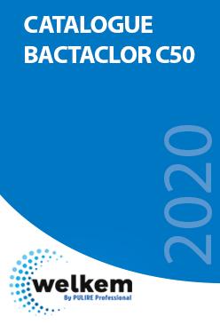 Fiche technique BACTACLOR C50