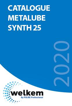 Fiche technique METALUBE SYNTH 25