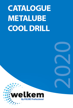 Fiche technique METALUBE COOL DRILL