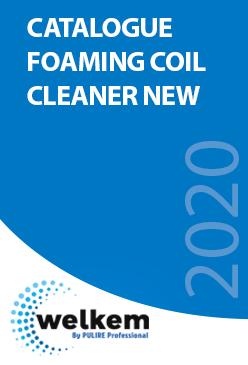 Fiche technique FOAMING COIL CLEANER NEW