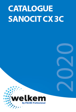 Fiche technique SANOCIT CX 3C