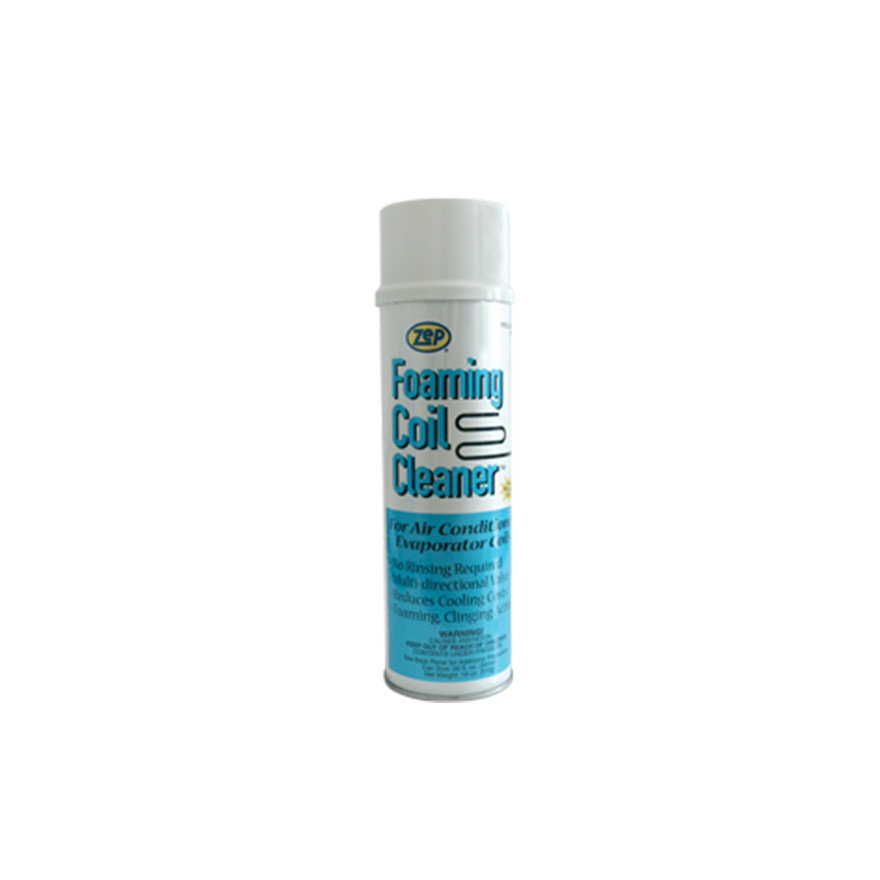 FOAMING COIL CLEANER NEW